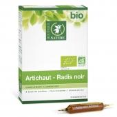 Artichaut - Radis noir BIO Phyto-concentré