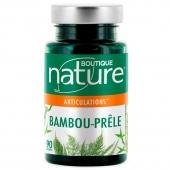 Bambou + Prêle