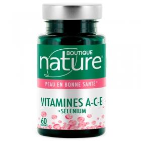 Vitamines A-C-E + Sélénium d