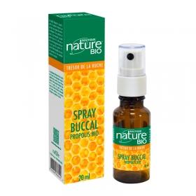 Propolis BIO Spray buccal