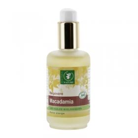Huile végétale BIO Macadamia