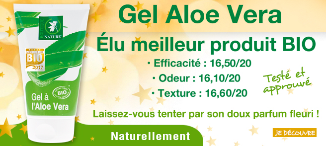 Gel Aloe Vera Boutique Nature